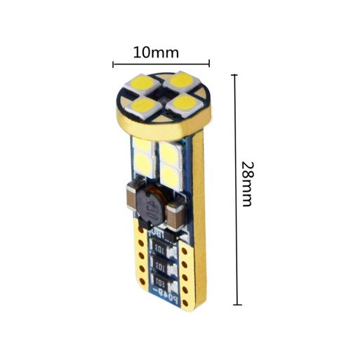 t10 w5w canbus led izzo 5