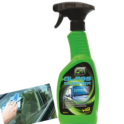 uvegtisztito spray