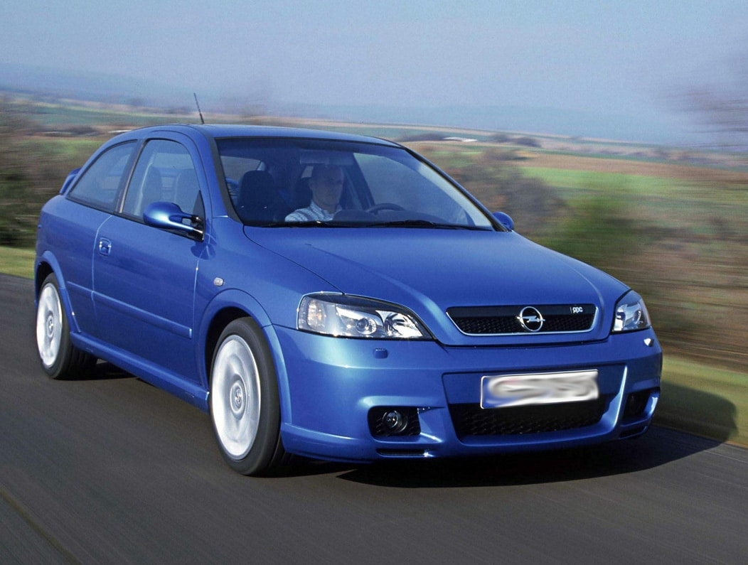 opel astra 2002 wallpapers 1