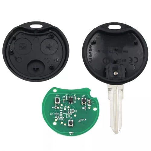 smart nyerskulcs elektronika 1