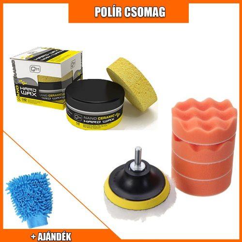 polirozo csomag