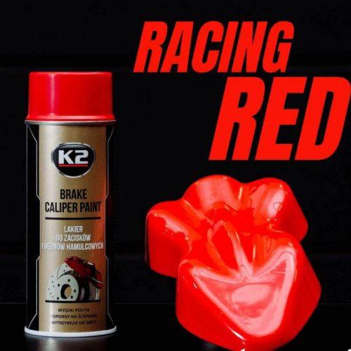 feknyereg festek piros 2